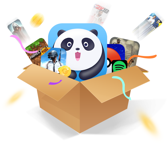PandaHelper-Get Free Mods & Cheats & Hacked Games For Android